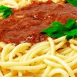 Spaghetti — Stock Photo #4113916