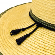 Straw hat — Stock Photo
