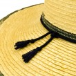 Straw hat — Stock Photo #4115115