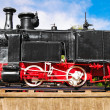 Old locomotive — Stock Photo #4116496