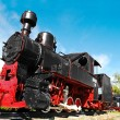 Old locomotive — Stock Photo #4116504
