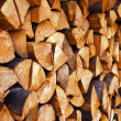 Chopped wood — Stock Photo #4117272