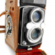 Stock Photo: Old camera
