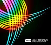 Návrh pozadí — Stock vektor