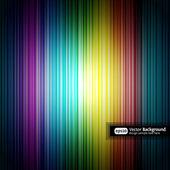 Abstract spectrum background — Stock Vector