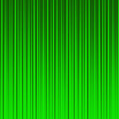 Green lines, abstract background — Stockfoto