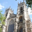 York Minster Cathedral in York — Stock Photo #4508446