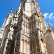 Stock Photo: Gothic Cathedral in York, England