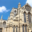 Stock Photo: Cathedral in York, England