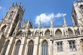 York Minster Cathedral — Stock Photo