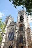 York Minster Cathedral in York — Stock Photo