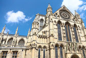 Cathedral in York, England — 图库照片