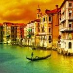 令人惊叹的威尼斯-艺术健美图片 — 图库照片