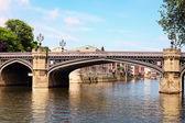 Bridge in York, England — Stock Photo