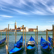 Venice - travel romantic place — Foto de stock #4934773