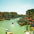 colorfull Veneza — Foto Stock