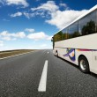 Royalty-Free Stock Photo: Bus Travel