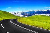 Viajes de montaña — Foto de Stock