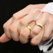 Wedding rings — Stock Photo #4049690