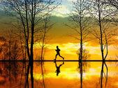 Jogging — Stock Photo