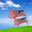 American flag — Stock Photo #4319712