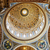 Vatican masterpiece — Stock Photo