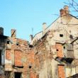 Stock Photo: Old building ruin