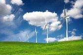 Eco Wind — Stock Photo