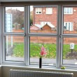 Stock Photo: Living Room Window