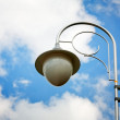 Stock Photo: Street lamp