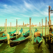Gondolas — Stock Photo #4803822
