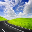 Road to heaven — Stock Photo #4867631