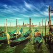 Gondolas — Stock Photo #4911880