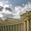 Saint Peters Basilica — Stock Photo #4912007