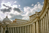 Saint Peters Basilica — Stock Photo