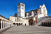 San Francesco, Assisi — Stock Photo