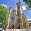 Cathedral in York - Stock Photo