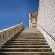 Stock Photo: Ancient Stairs