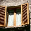Window,Umbria region, Italy - 