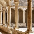 Foto de Stock  : Courtyard of Temple, Zadar