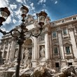 Foto de Stock  : Trevi Fountain