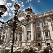 Trevi Fountain — Stock Photo #4954324