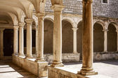 Courtyard of a Temple, Zadar — Stock Photo