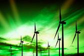 Eco Wind Power — Stock Photo