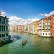 Grand Canal in Venice, Italy — Stock fotografie #5046692