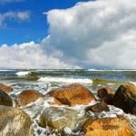 Ocean Stones — Stock Photo