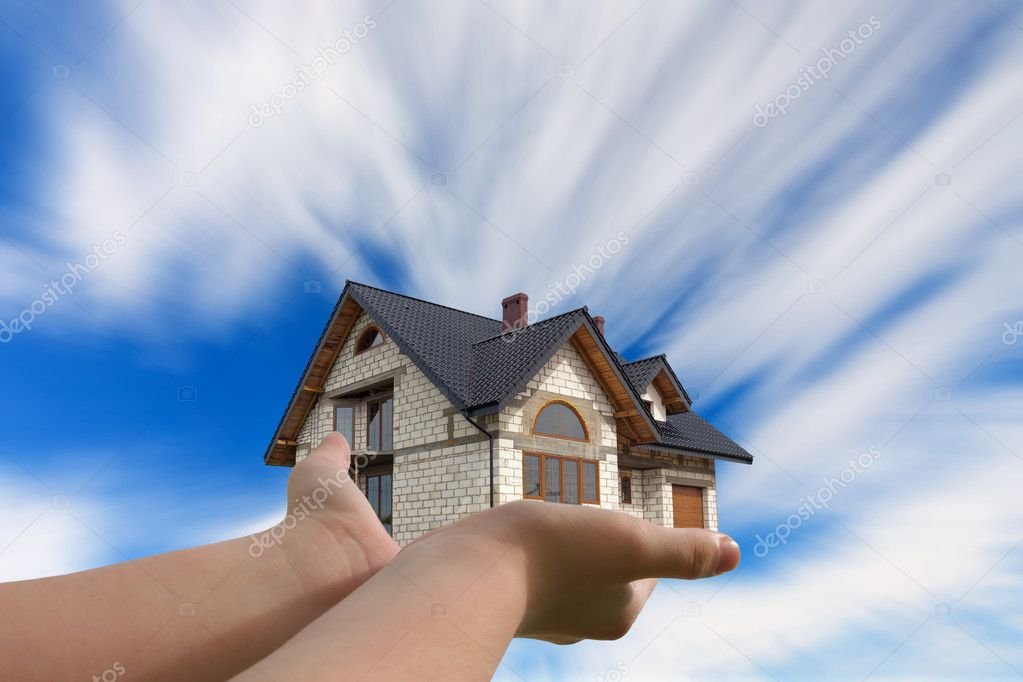 House — Stock Photo #5176802