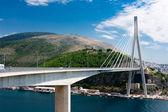 Dubrovnik bridge — Stock Photo