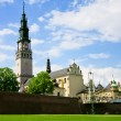 Stock Photo: Jasna Gora Monastery