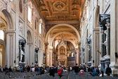 Bazylika św jana na lateranie, rzym — Zdjęcie stockowe